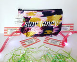 """Stay Fancy"" Makeup/Cosmetic Case"