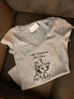 My Best Friend Has Paws Customized Tee