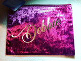 Personalized Make Up Cases/Cosmetic Bags