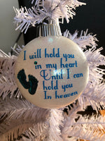 Miscarriage/Loss of Baby Ornament