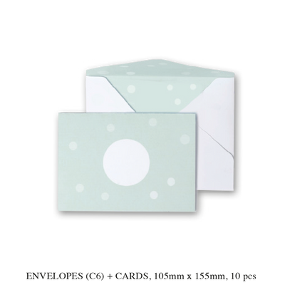 Envelopes + Cards
