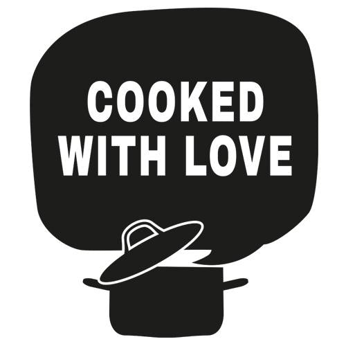 Cooked with Love - Cooking Pot