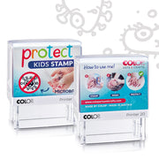 Protect Kids Stamp
