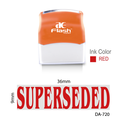 Superseded Stamp