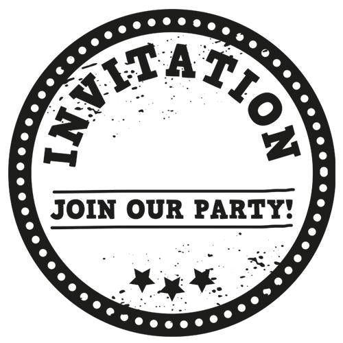 Invitation Join our party!