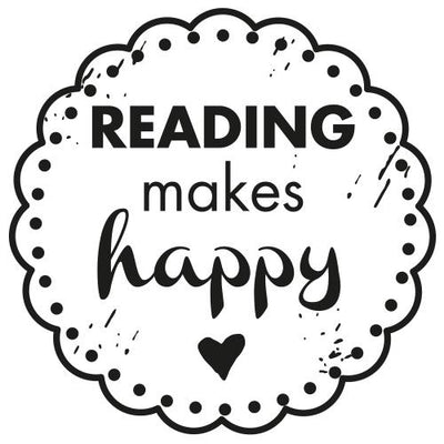 READING makes happy
