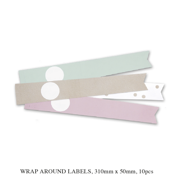Wrap Around Labels