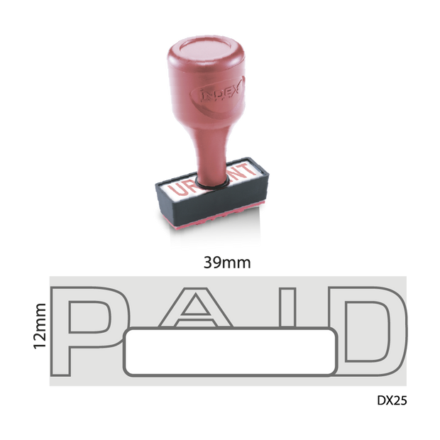 Paid - Two Colours