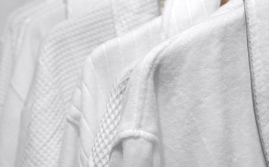 Choosing Healthy & Sustainable Organic Cotton Bath Robes