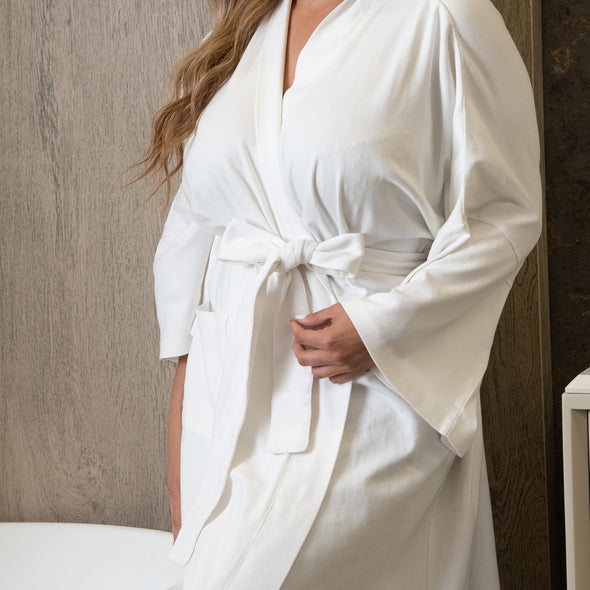 Organic Cotton Bathrobes