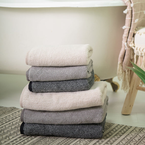 Organic Cotton Bath Towels