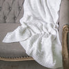 Organic Cotton Sofa Blankets