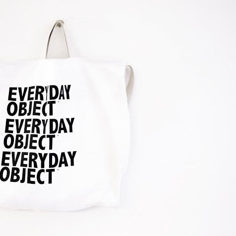 【現貨】EVERYDAY BAG by EVERYDAY OBJECT |白色
