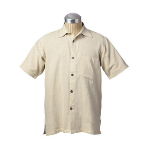 Mens Coconut Button Shirt %Women's Clothing Boutique Collingwood% Mens Shirt