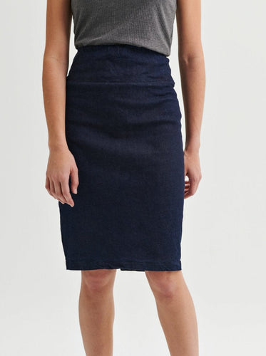 Sequoia Denim Skirt %Women's Clothing Boutique Collingwood% Tunic
