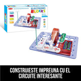 Kit Constructie Circuite Electrice LittleGenius