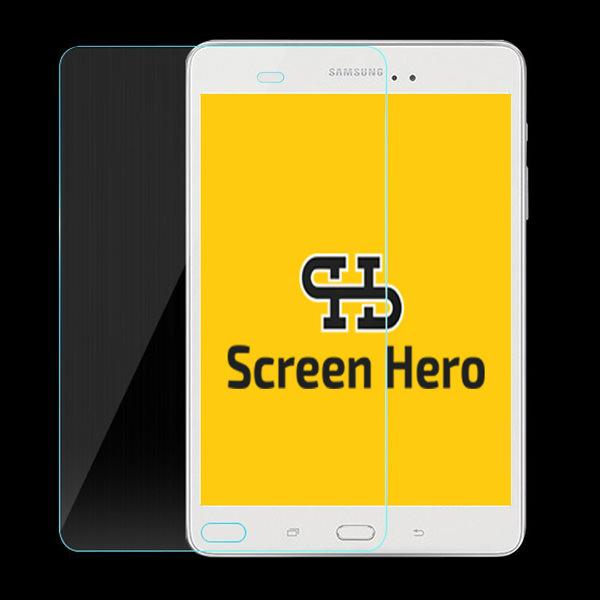 "Samsung Galaxy Tab A 9.7"" Tempered Glass Screen Protector from Screen Hero - ScreenHero_ie"