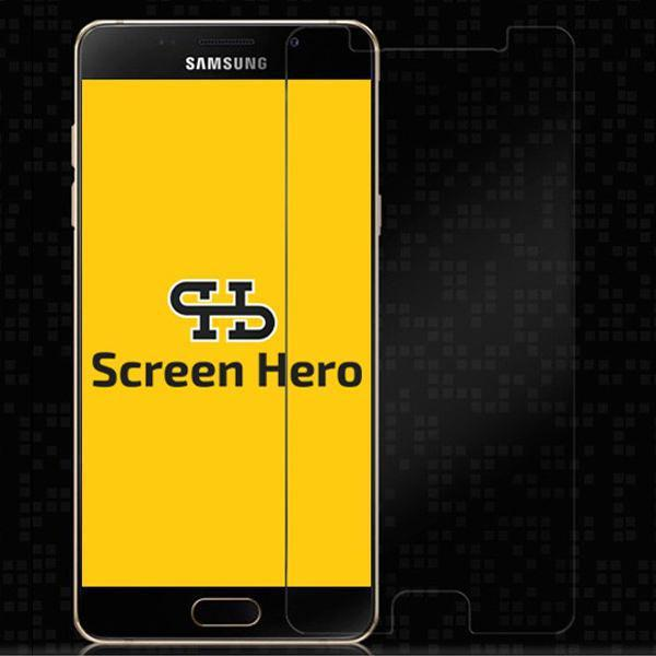 Samsung Galaxy A3 (2016) Tempered Glass Screen Protector from Screen Hero ( 2 pack) - ScreenHero_ie