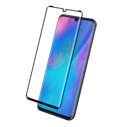 Screen Hero Huawei P30 Pro Tempered Glass Screen Protector - Black - ScreenHero_ie