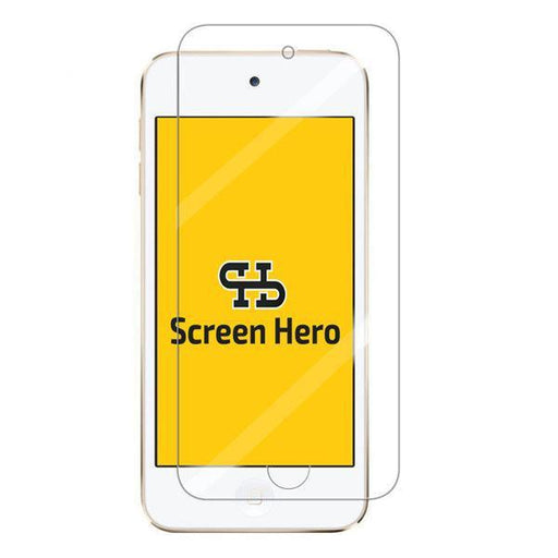Screen Hero iPod Touch 7th / 6th / 5th Generation Tempered Glass Screen Protector - ScreenHero_ie