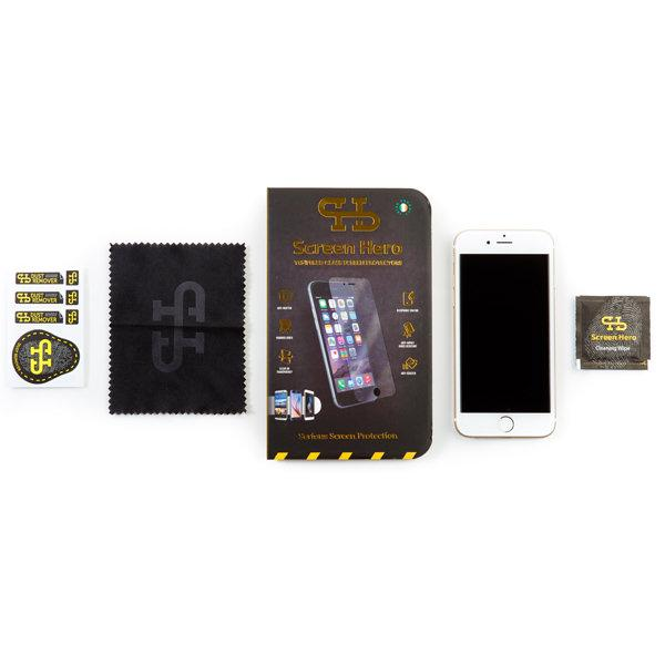 iPhone 4 / 4s Tempered Glass Screen Protector from Screen Hero - ScreenHero_ie