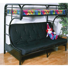 Load image into Gallery viewer, Single Over Double Futon Bunk Bed Frame Only