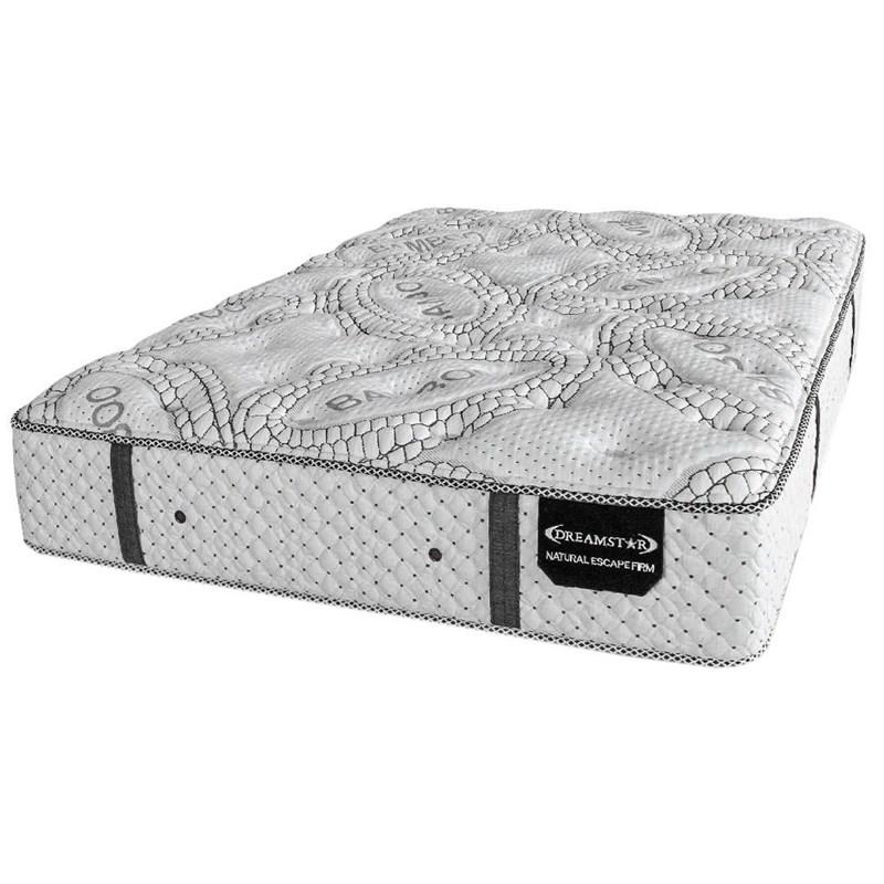 Natural Escape Firm All Natural Latex Mattress CUSTOM MADE FOR ADJUSTABLE BASES
