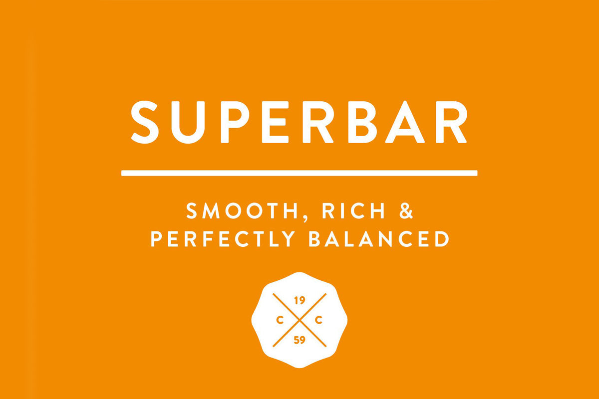 Superbar Ground Coffee