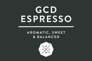 GCD Espresso Ground