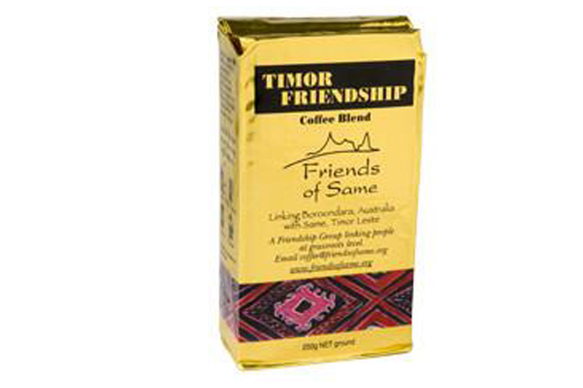 Friends of Same - Timor Friendship Ground Coffee
