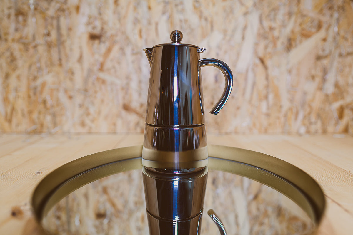 Incasa Stainless Series Caffettiera
