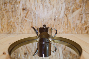 Incasa Stainless Tea Pot