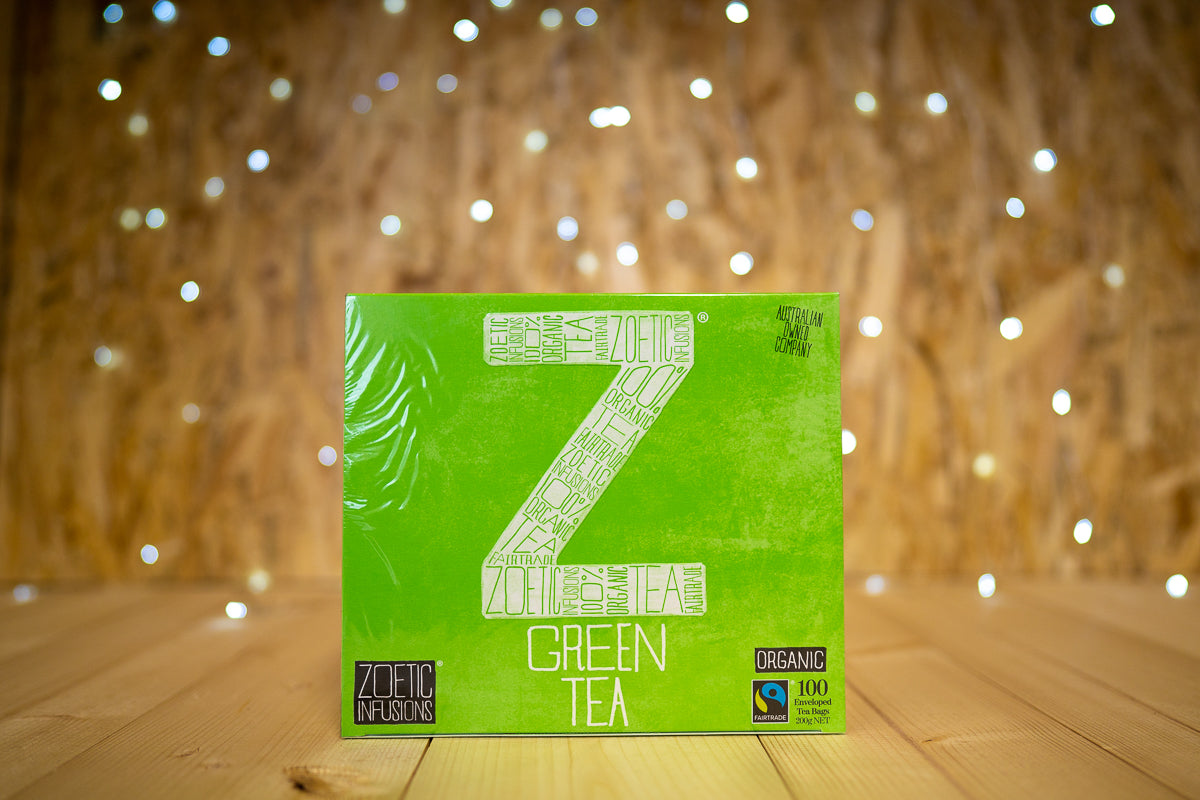 Zoetic Infusions - Green Tea