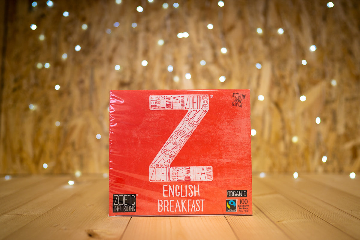 Zoetic Infusions - English Breakfast