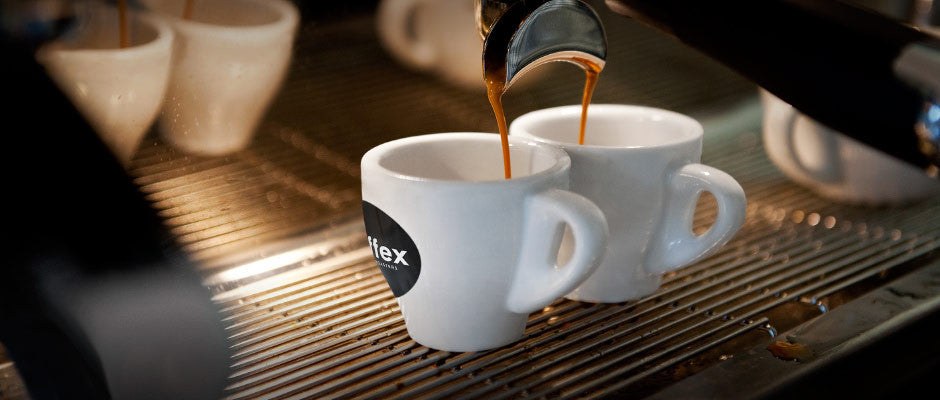 Coffex Machines for Home, Work and Cafes