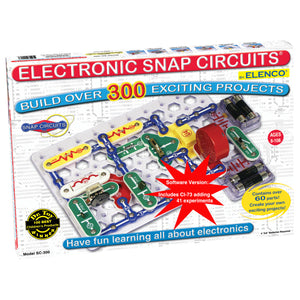 Snap Circuits® 300-in-1 with Computer Interface