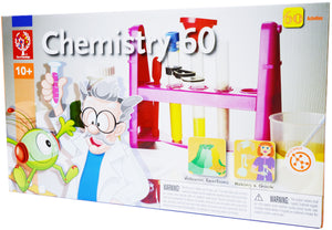 CHEM-60: STEM Kit with 60 Chemistry Experiments