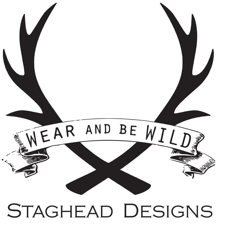 Custom Gold Upgrade for 45656 - Staghead Designs - Antler Rings By Staghead Designs
