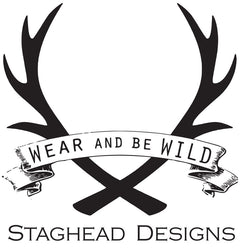 Replace Antler for Yellow Gold (#15520) -  Custom Rings Handcrafted By Staghead Designs