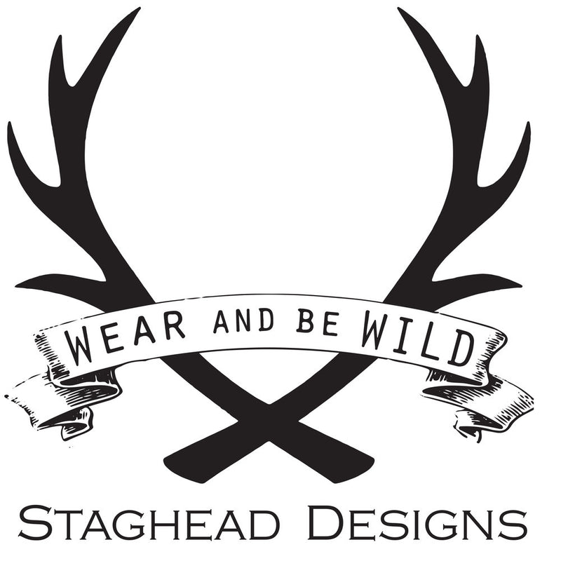 Extra Width Upgrade - Staghead Designs - Antler Rings By Staghead Designs