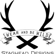 Stone Lining Upgrade for 2 rings - Staghead Designs - Antler Rings By Staghead Designs