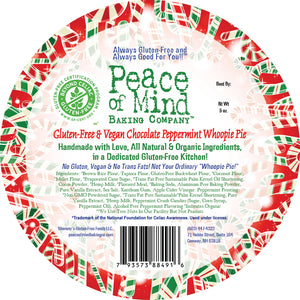 Peppermint Whoopie Pie - 4 Pack