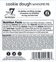 Load image into Gallery viewer, Cosmic Cookie Dough Whoopie Pie - 4 Pack