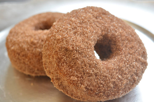 Cinnamon Sugar Donuts - 4 Pack