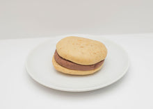 Load image into Gallery viewer, Black & Tan Whoopie Pie - 4 Pack