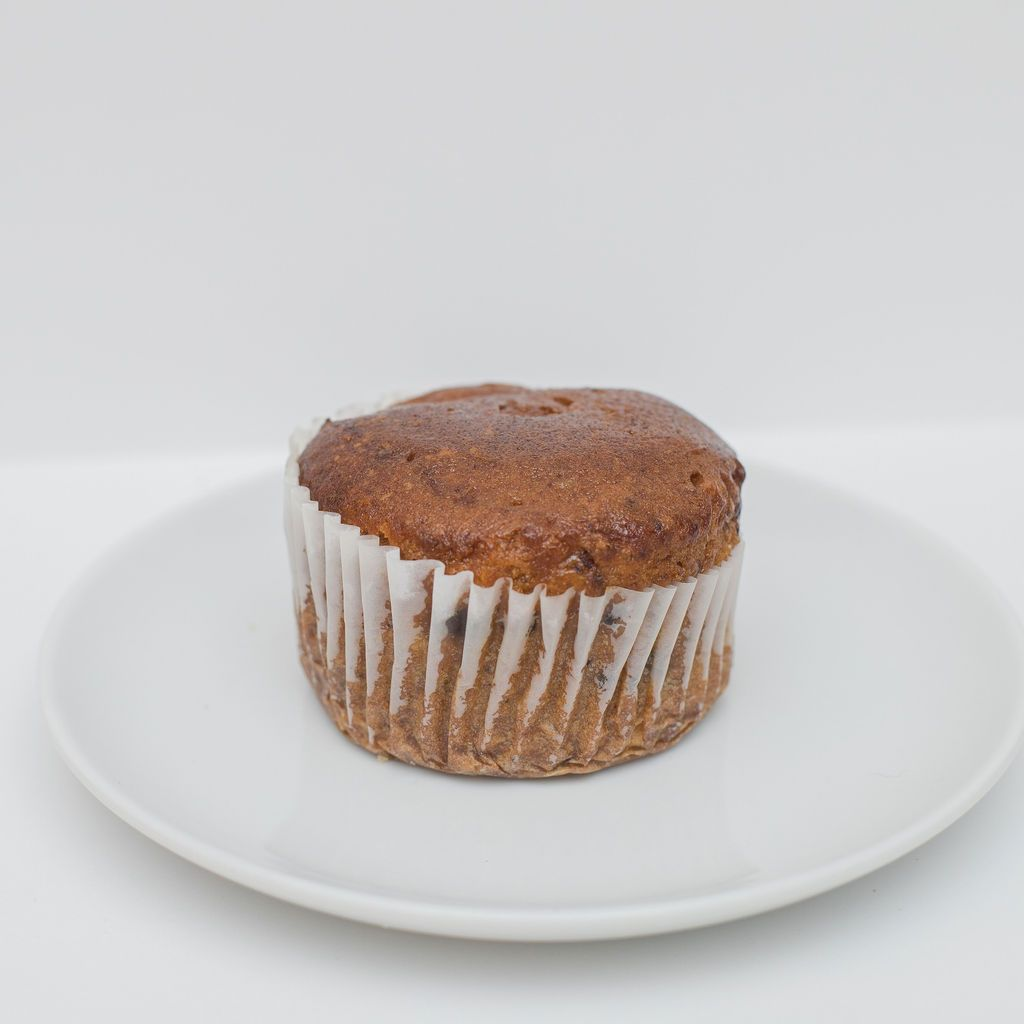 Banana Chocolate Chip Muffin- 4 pack
