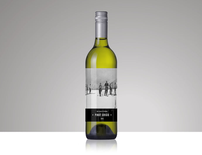 SCV Centenary Collection 2018 Pinot Grigio - Case of 12 Bottles