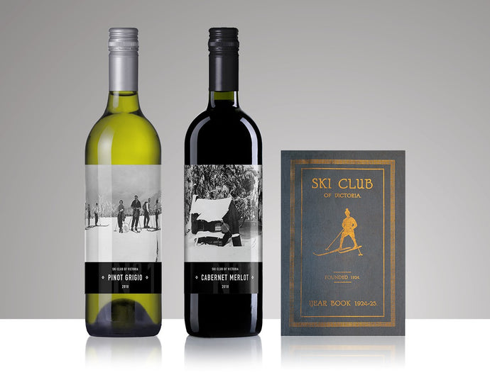SCV Centenary Collection Wine Pack - 24 Bottles + 1924 Inaugural Year Book