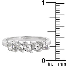Load image into Gallery viewer, Paris 5-Stone Ring