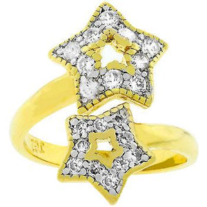 Pave Starlet Ring